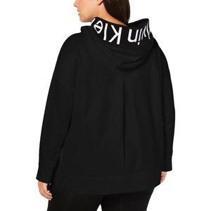 Calvin Klein performance fleece hoodie